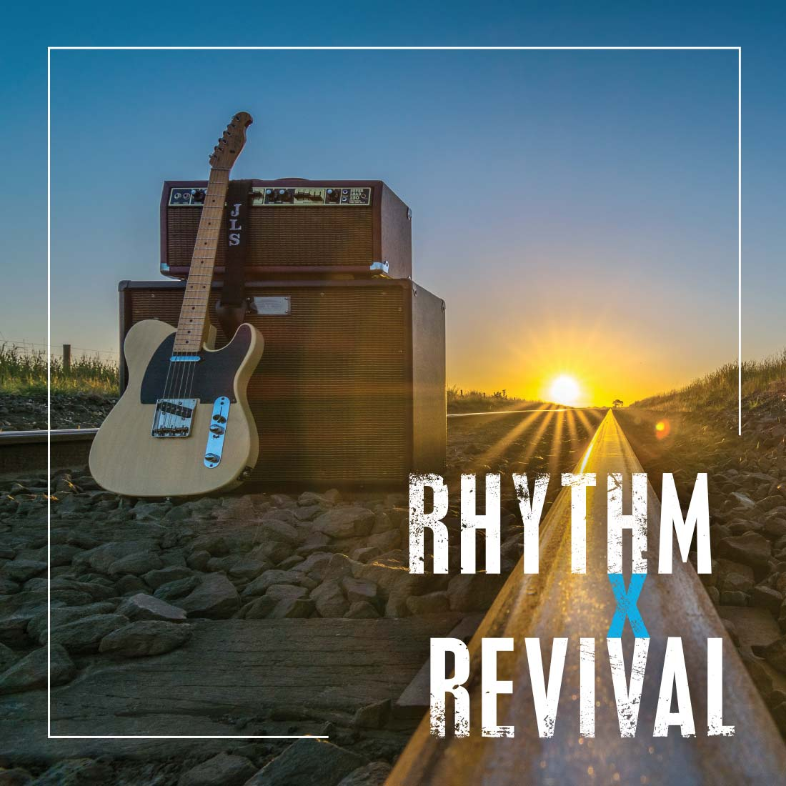Rhythm X Revival album cover